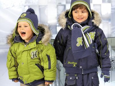 Детские Зимняя Верхняя Одежда